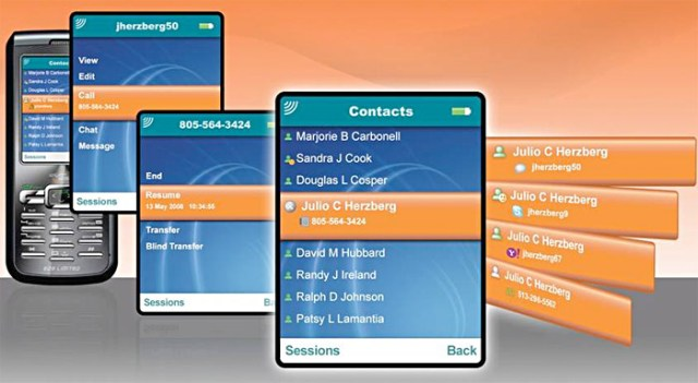 mcue-large D2 upgrades mCue for Android: Adds Skype support, place shifting, HD voice
