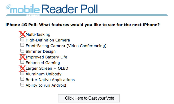 mm_readerpoll-iphone4g iPhone 4G, rumors, specs, what will it be? Here it is.