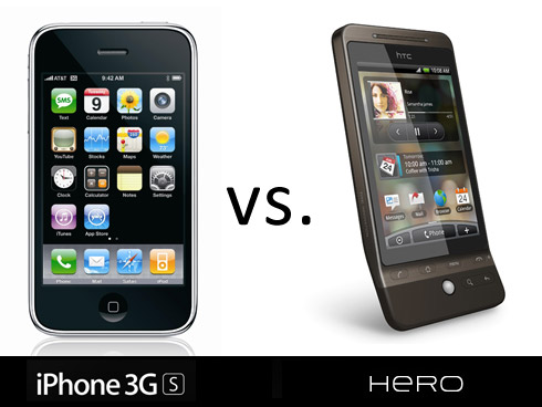 apple-iphone-3gs-vs-htc-hero Apple and HTC legal battle continues with a history lesson