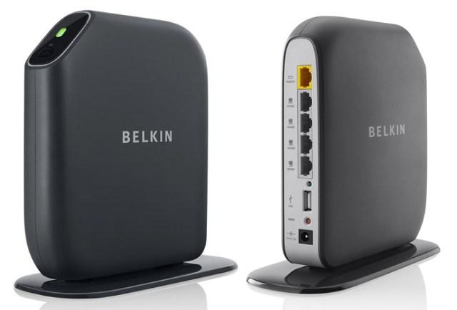belkin-playmax-700 Belkin Play Max wireless 802.11n routers stream HD, features apps