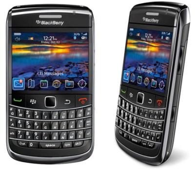 blackberry-bold-9700 Virgin Mobile's BlackBerry Bold 9700 $0 with three-year plan