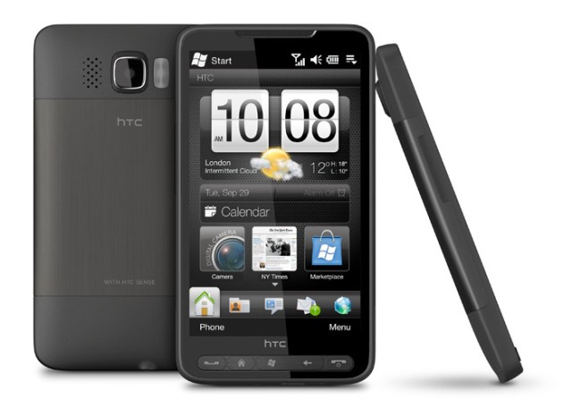 htchd2 HTC HD2 exclusively on T-Mobile March 24