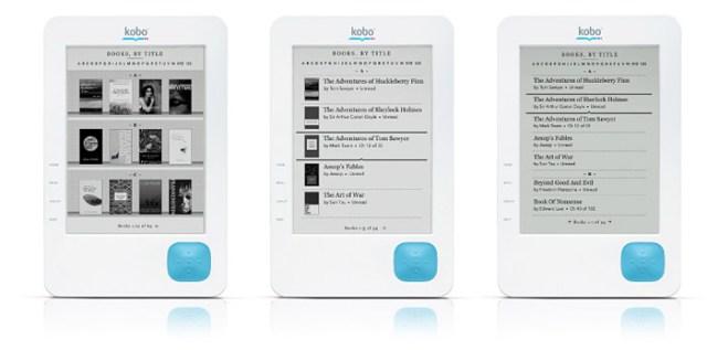 kobo Should Kindle be afraid of the $150 Kobo eReader?