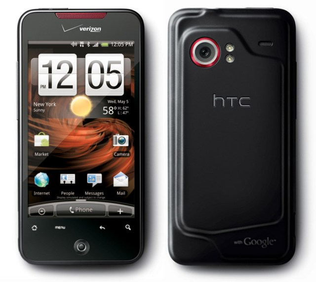 htc-droid-incredible  Get your HTC Droid Incredible from Verizon Wireless, only $200