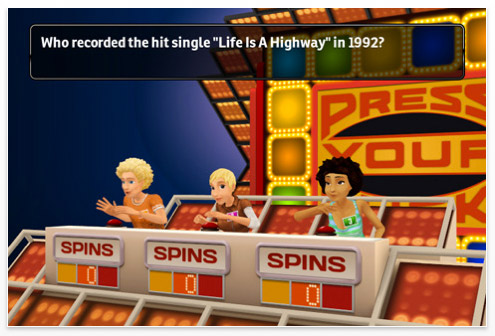 pressyourluck1 Review: Press Your Luck for iPhone