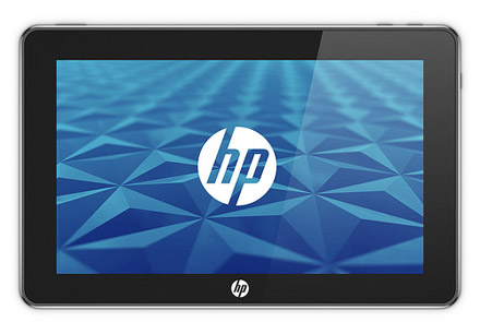 hpslate-palm  HP Slate tablet to be resurrected with webOS?
