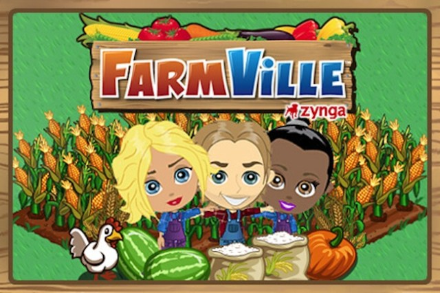 FarmVille-iPhone-Launch FarmVille spawns on the iPhone, crashing and freezing the newest feature