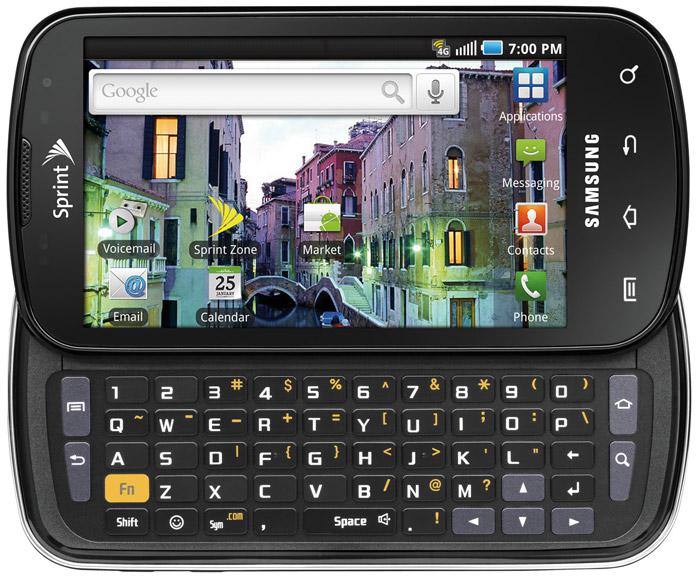 epic-4g Samsung Epic 4G destined for Sprint