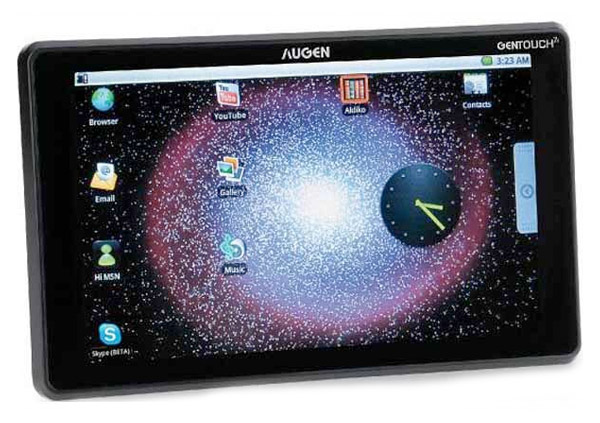 gentouch-android-tablet Augen GENTOUCH 7-inch Android tablet $149 at Kmart very soon