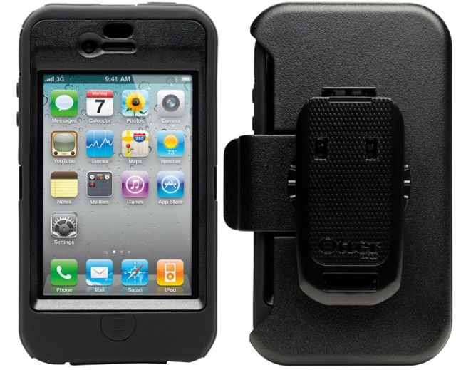 otterbox-case-02 OtterBox gets protective over the iPhone 4 with new cases