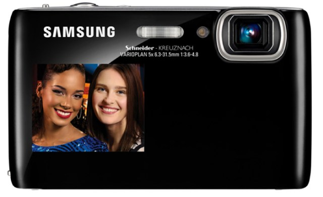 samsung-ffd-02 Samsung's dual screen digital cameras for self-portrait crazed individuals
