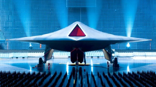 taranis-jet Unmanned British stealth jet Taranis is the largest of its kind