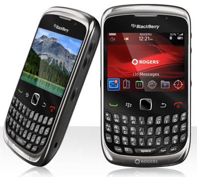 BB-curve-9300 Rogers launches BlackBerry Curve 9300, capable of BlackBerry 6 upgrade