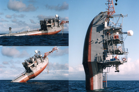 flipship One crazy flipping boat