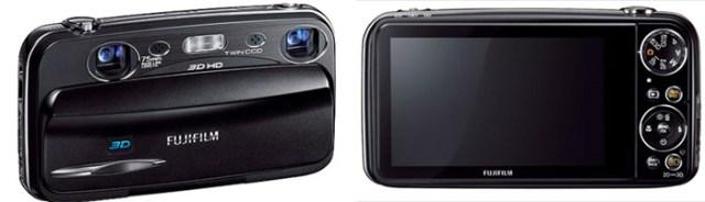fujifilmfinepix_real_3d Fujifilm Finepix W3 camera gets Real 3D, 720p