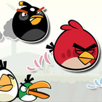 "angry-birds-update Angry Birds iPhone update adds 15 levels, Retina Display, some call a ""pixelated mess"""