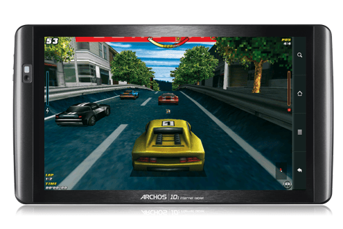 archos-10-tablet Seven superior tablets you can buy in 2010