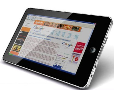 neuro-tablet  Neuros Control Tablet 1002: $130 Android slate with LINK controls