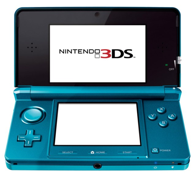 nintendo-3ds-blue Hardware specs for Nintendo 3DS handheld leaked