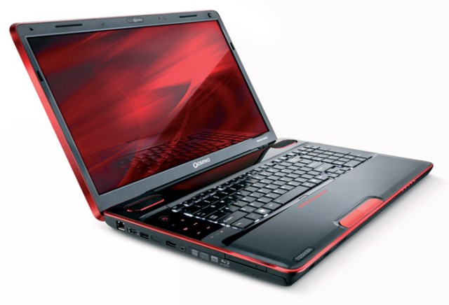 qosmio-x500-03 Toshiba Qosmio X500 18.4-inch 3D gaming laptop arrives September 26