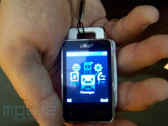 swap-nova-handson-01 sWap Nova phone gets crystal coated at IFA