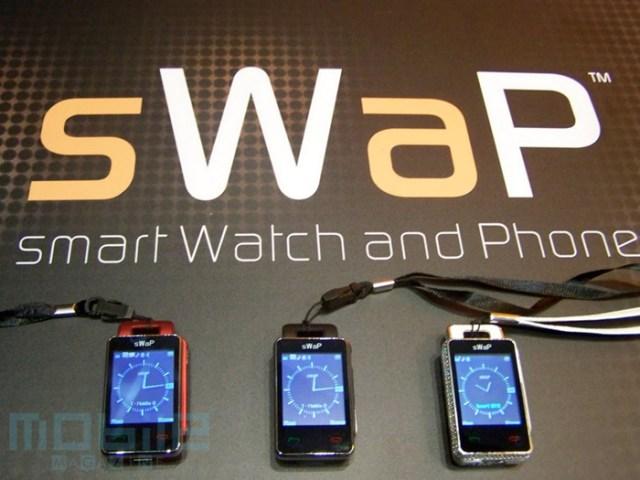 swap-nova-handson-02 sWap Nova phone gets crystal coated at IFA