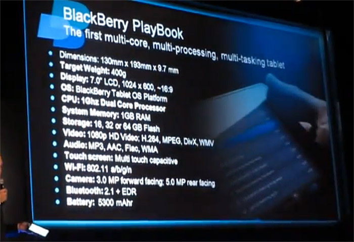 bb-playbook-specs Completing the RIM PlayBook spec sheet picture