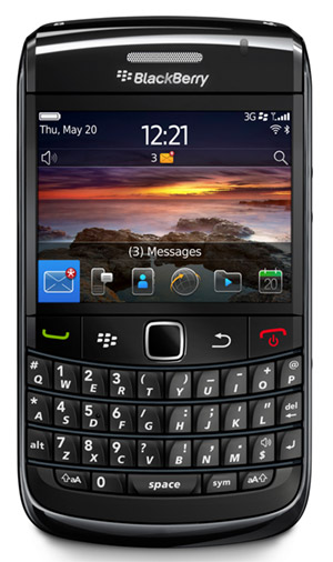 bold-9780 BlackBerry Bold 9780 formally unveiled and spec'd