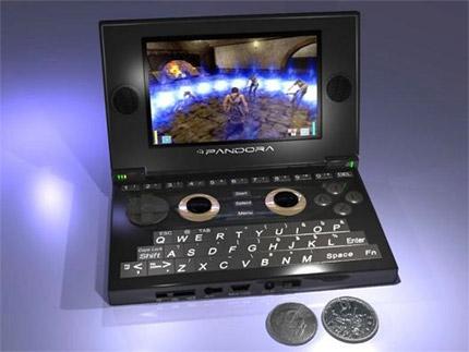 pandora-handheld Lets build a gadget: Pandora's 900th linux-handheld gaming unit ships - it wasn't easy