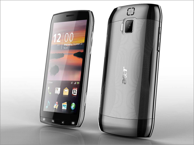 acer-smartphone2 Going extra big with Acer 4.8-inch Android smartphone
