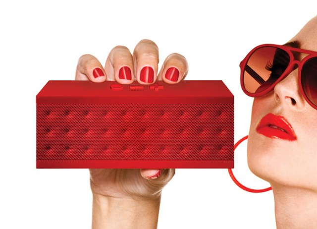 jambox-red  Jawbone expands business with Jambox portable Bluetooth speaker