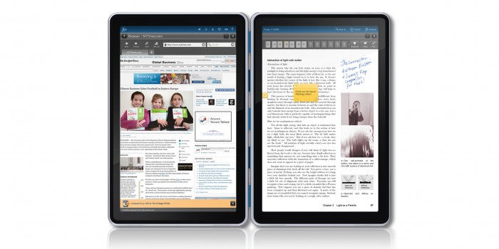 kno-tablet-dual-700x350 Pre-orders begin for Kno tablet textbook