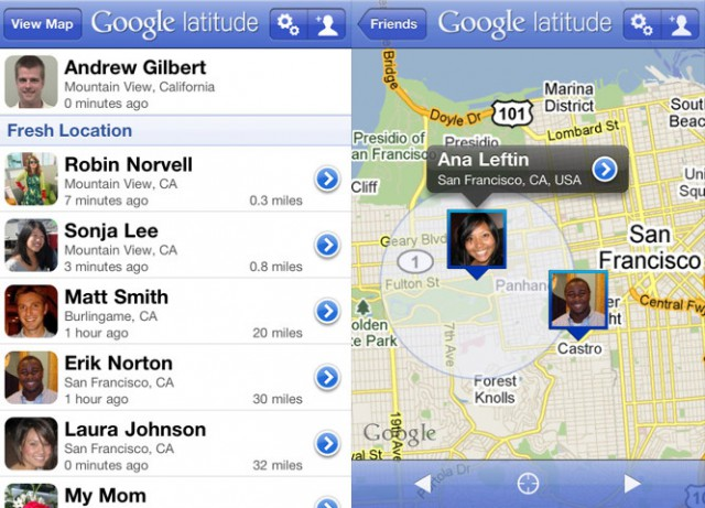 google-latitude-640x461 Google Latitude app ready for download on iTunes