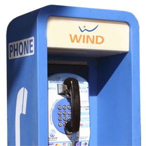 """pboothconcept   Wind Mobile """"phone booth"""" gives 5 min of free long distance"""