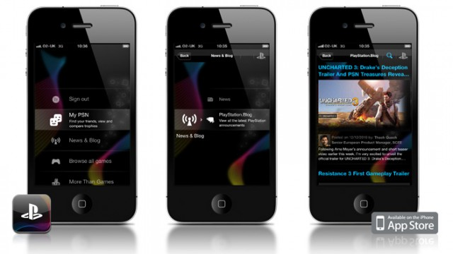 playstation-app2-640x360 Sony unveils PlayStation app for iPhone and Android, not all that it seems