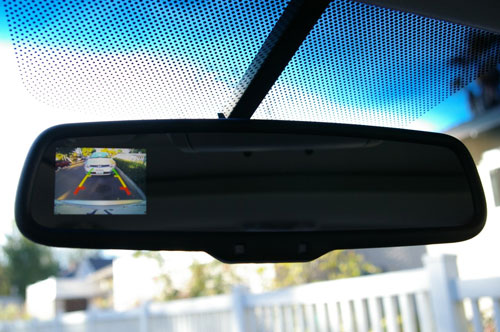 rvcamera-sg Ford to install rear view cameras as standard equipment on most vehicles