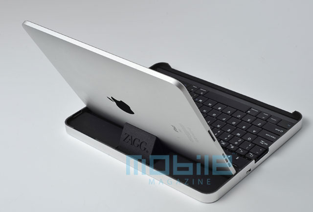 zaggmate-ipad-6 ZAGGmate Bluetooth keyboard for iPad reviewed