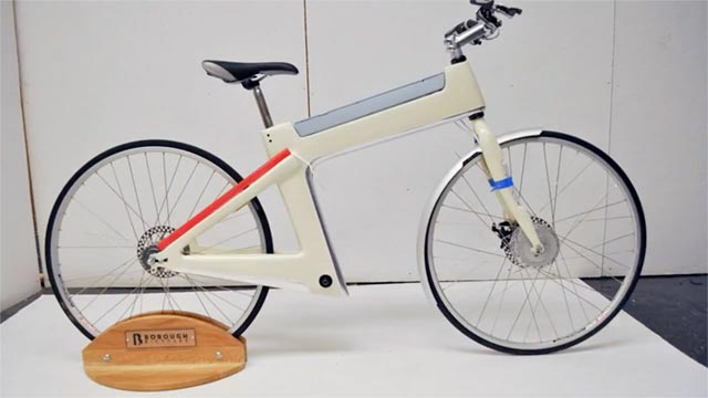 borough-5 Universities e-bike project results in the Borough One