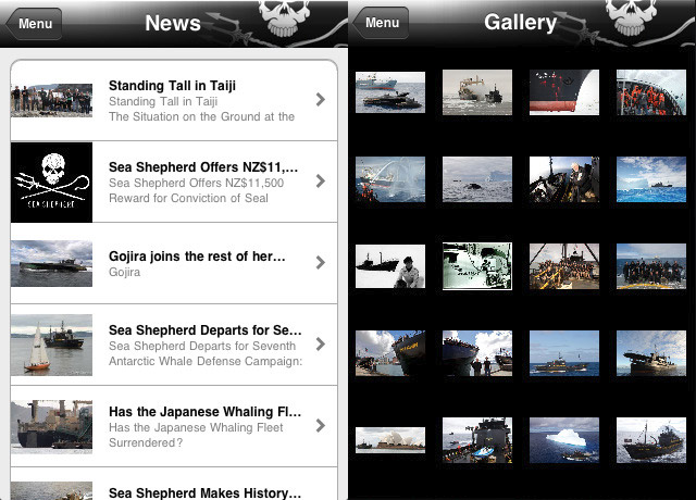 sea-shepherd1 Whale activism? There's an app for that.