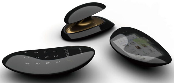 trypoxy2 Trypoxy is a futuristic concept phone adding beauty to enhanced browsing