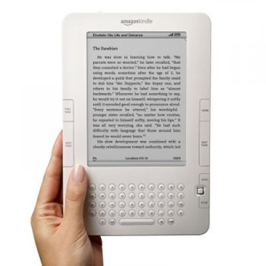 Amazons-Kindle-e-reader-launched e-reader sales to reach $8.2 billion by 2014