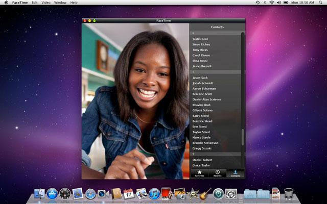 facetime-screenshot Full FaceTime for Mac App Arrives