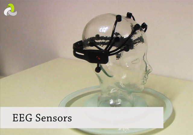 mindcontrol-eeg-sensors German Researchers Use Mind Control To Drive Car