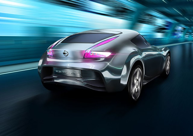 nissan-esflow-01-640x452 Nissan electric Z concept heading to Geneva