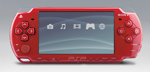 psp-red NGP In, PSP Out: Sony to Dump PSP Price by $40 This Sunday
