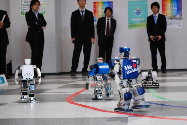 robotmarathon-1-640x428 Robo Marathon Coming to Japan