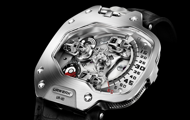 urwerk_110_LD UR-110 watch blends astronomy and time-telling