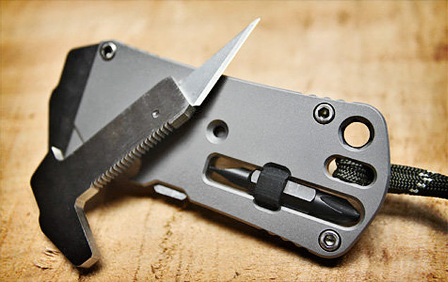 wrex-pocket-wrench Wrex Handles Pocket Tools in Titanium