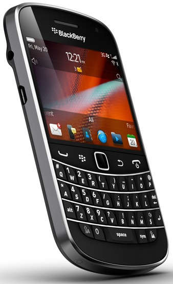 9900Bold_338 BlackBerry Bold Smartphones get NFC, OS7 and Touchscreen