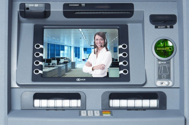 interactiveatm-640x426 Video Conferencing ATMs to Outsource Banking Industry